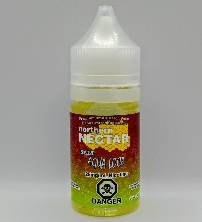 Northern Nectar - Agua Loca Salt Nic
