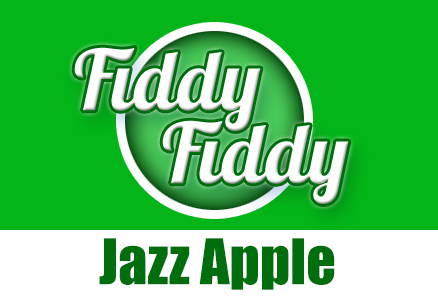 Fiddy/Fiddy - Jazz Apple