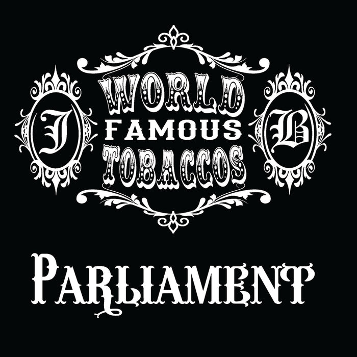 World Famous Tobaccos - Parliament