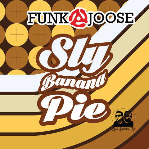 Funk-e-Joose - Sly Banana Pie - E-Juice