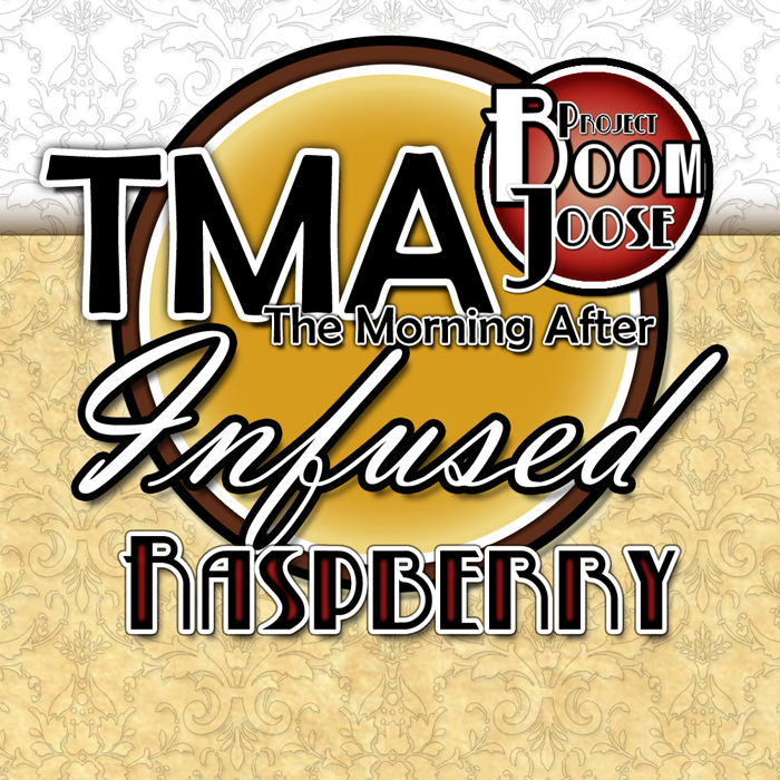 TMA Infused Raspberry