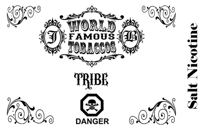 World Famous Tobaccos - Tribe (Salts)
