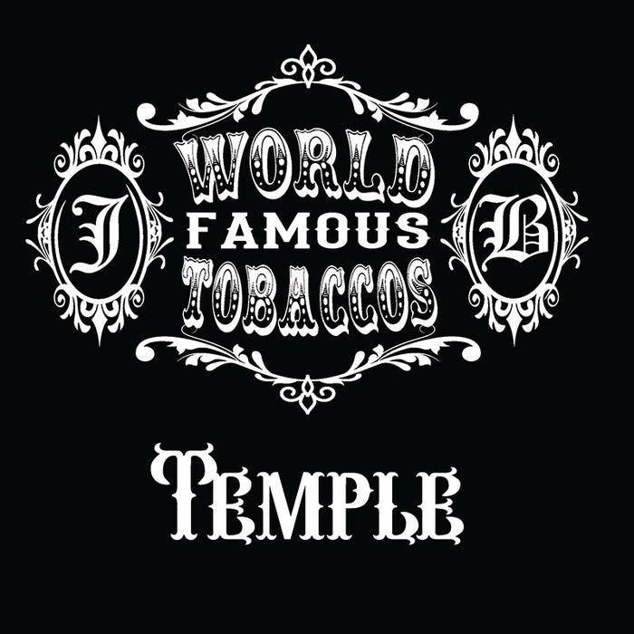 World Famous Tobaccos - Temple