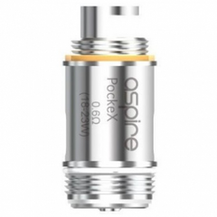 Aspire PockeX AIO Coils (5/pack)
