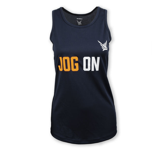 TMR Jog On French Navy Vest