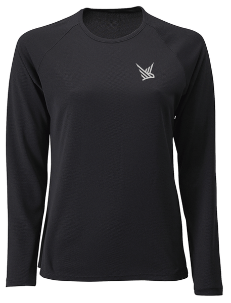 TMR Long Sleeved Running Tee (Bird logo)