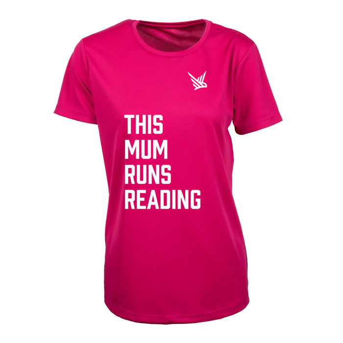 This Mum Runs Reading - Running Tee