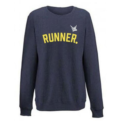 TMR Mens' RUNNER. Sweatshirt