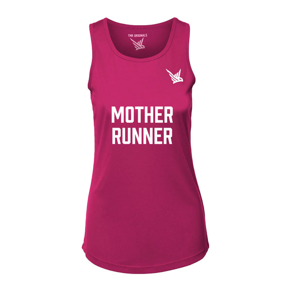 TMR Mother Runner Hot Pink Vest