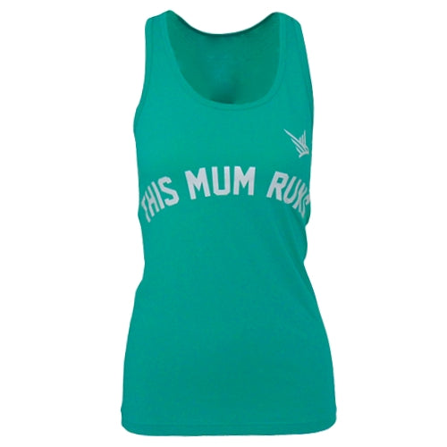 TMR Running Vest - Mint Green