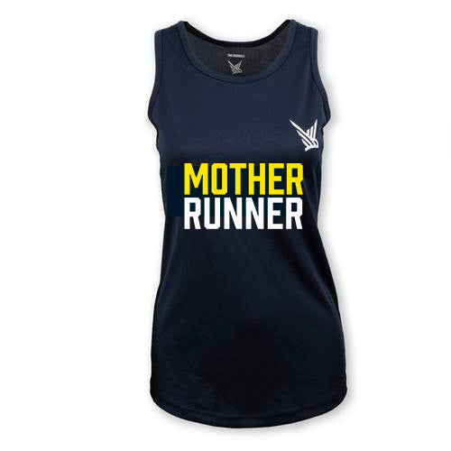 TMR Mother Runner French Navy Vest