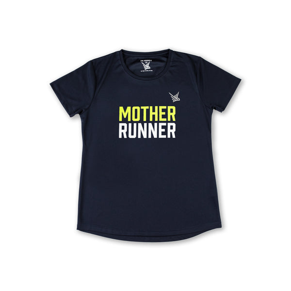 TMR Mother Runner French Navy Tee
