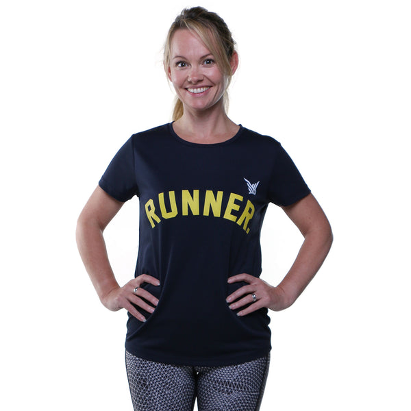 TMR RUNNER. Running Tee Race Duo