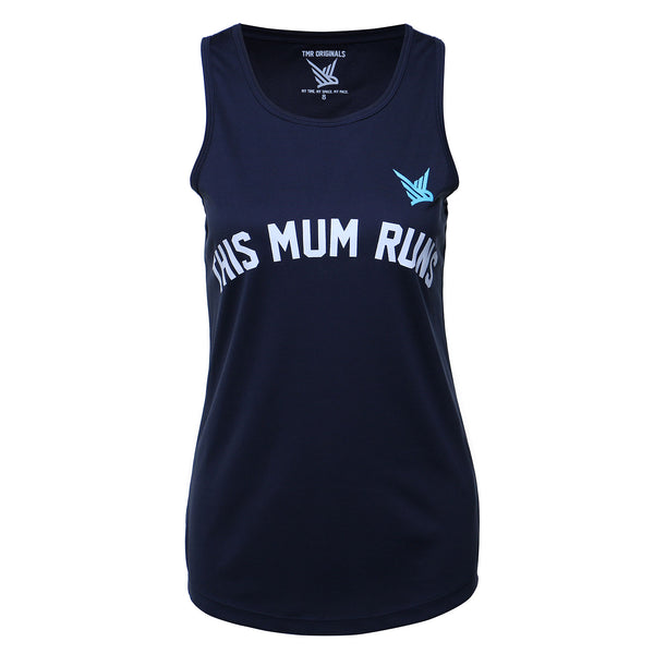TMR Running Vest - French Navy