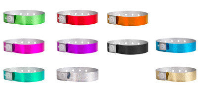 Plastic Wristbands Hologram 500