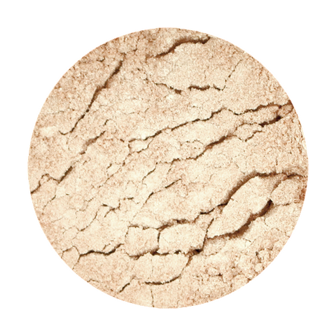Beige White #8 Loose Mineral Eyeshadow