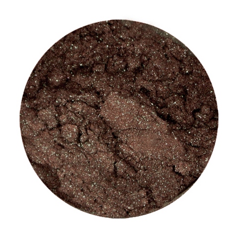 Silky Brown #57 Loose Mineral Eyeshadow