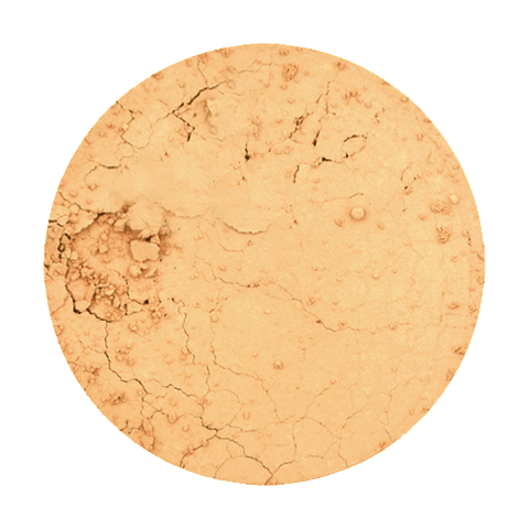 Golden Wheat #9 Mineral Foundation