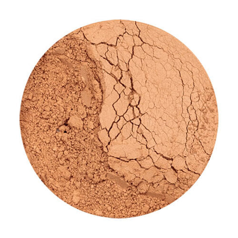Tan #8 Mineral Foundation