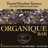 TOASTED HAZELNUT ESPRESSO BARS [12 count] (Grass-Fed)