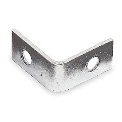 "Store Sign 1 ½"" L Bracket for Hardware Cloth Installation - BIRD CONTROL - FLOCK FREE"