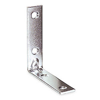 "Store Sign 1"" L Bracket for Hardware Cloth Installation - BIRD CONTROL - FLOCK FREE"