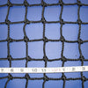 "Bird Netting High Tensile Black 3/4"" Mesh 25' x 50' - BIRD CONTROL - FLOCK FREE"