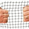 "Bird Netting High Tensile Black 3/4"" Mesh 50' x 50' - BIRD CONTROL - FLOCK FREE"