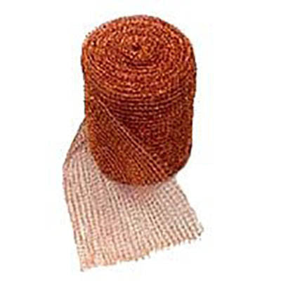 Store Sign Copper Mesh 400 Foot Roll - BIRD CONTROL - FLOCK FREE