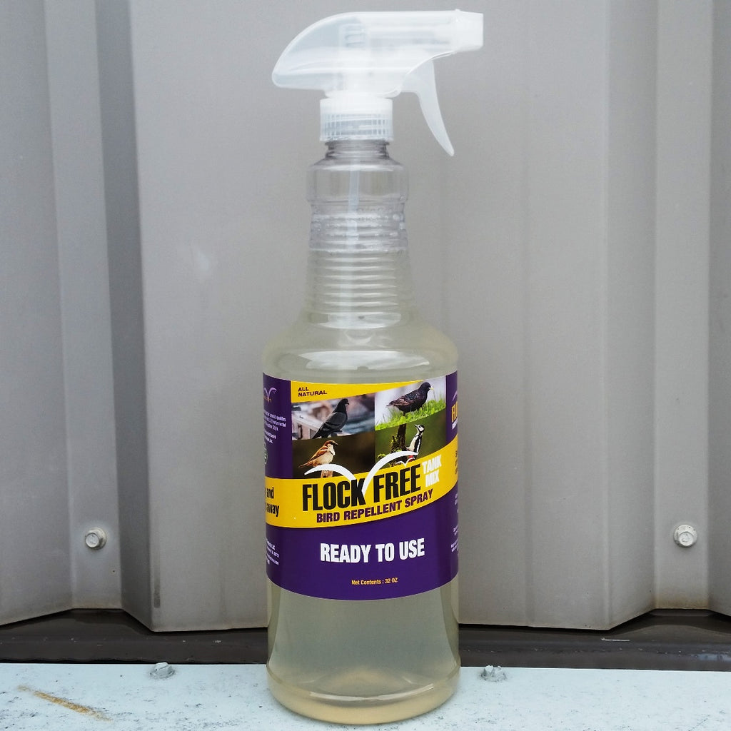 Tank Mix Ready Spray - Ready-to-use Bird Deterrent