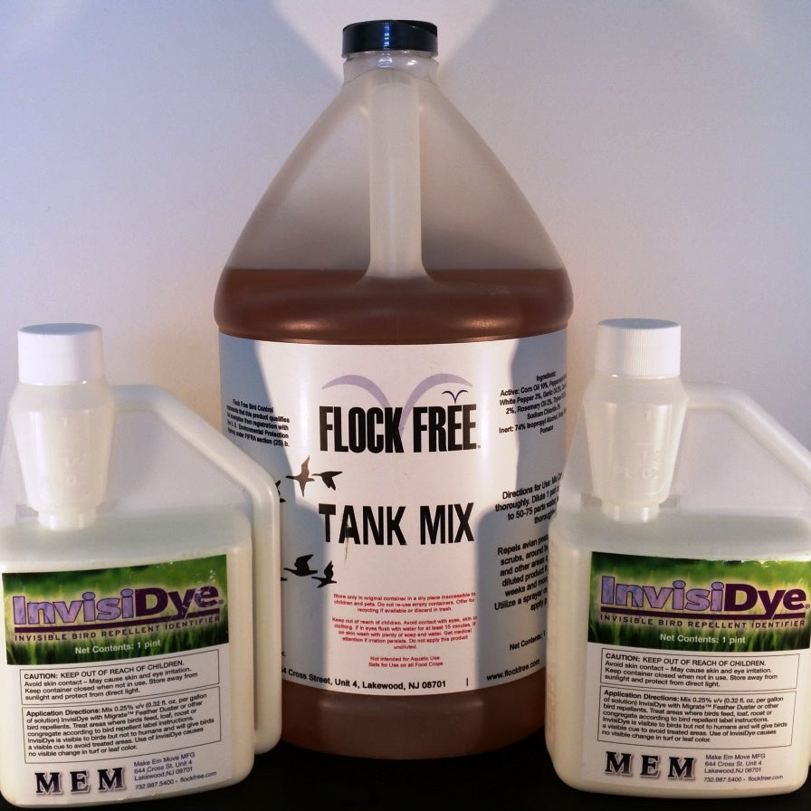 Copy of Tank Mix Kit - Archive - BIRD CONTROL - FLOCK FREE
