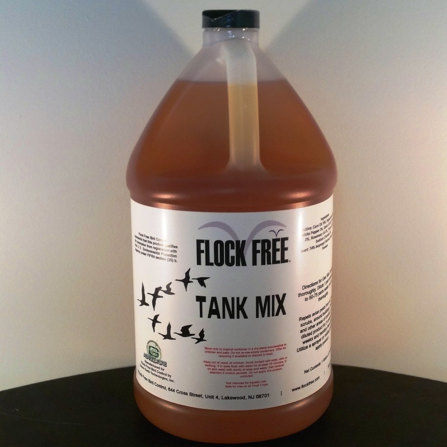 Tank Mix - BIRD CONTROL - FLOCK FREE
