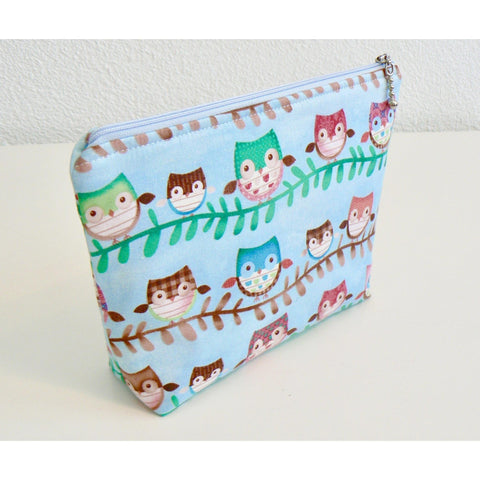 Handmade cosmetic bag - Evelyn Treasures - Christmas Gifts - Cadeaux Noel - The best Swiss online department store!