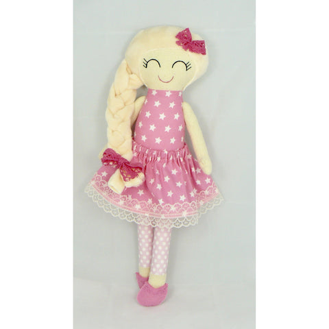 Handmade doll - Evelyn Treasures - Christmas Gifts - Cadeaux Noel - The best Swiss online department store!