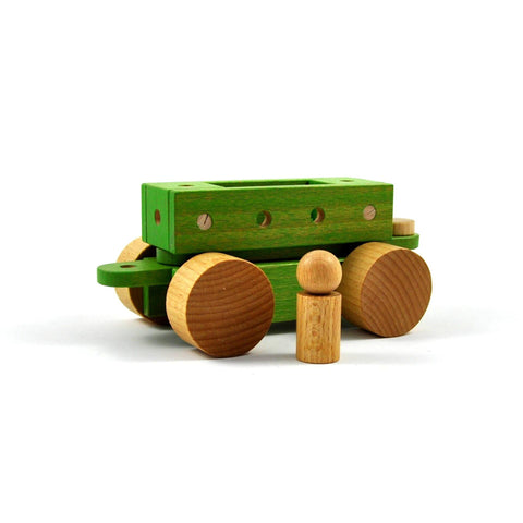 Tok - Wooden construction toy made in Switzerland - oi-blocks - Christmas Gifts - Cadeaux Noel - The best Swiss online department store!