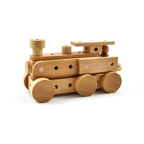 Grand Lok nu - Wooden construction toy made in Switzerland - oi-blocks - Christmas Gifts - Cadeaux Noel - The best Swiss online department store!