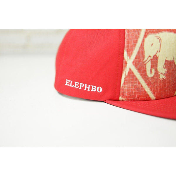Cap - Urban Red - Elephbo - Christmas Gifts - Cadeaux Noel - The best Swiss online department store!