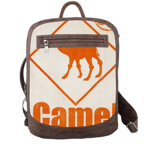 Backpack - Multi Orange - Elephbo - Christmas Gifts - Cadeaux Noel - The best Swiss online department store!