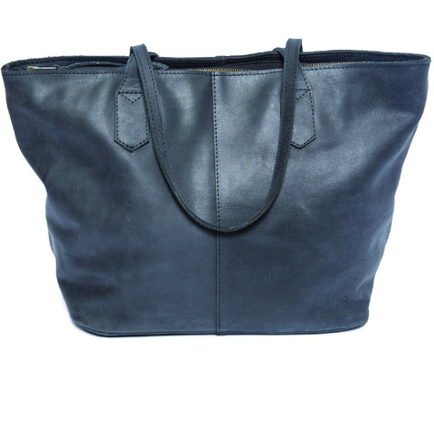 Bale Tote Bag Black - Albaso - Christmas Gifts - Cadeaux Noel - The best Swiss online department store!