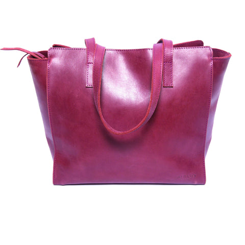 Harerge Tote Bag Red - Albaso - Christmas Gifts - Cadeaux Noel - The best Swiss online department store!