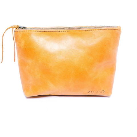 Gonder Clutch Bag Rustic Brown - Albaso - Christmas Gifts - Cadeaux Noel - The best Swiss online department store!