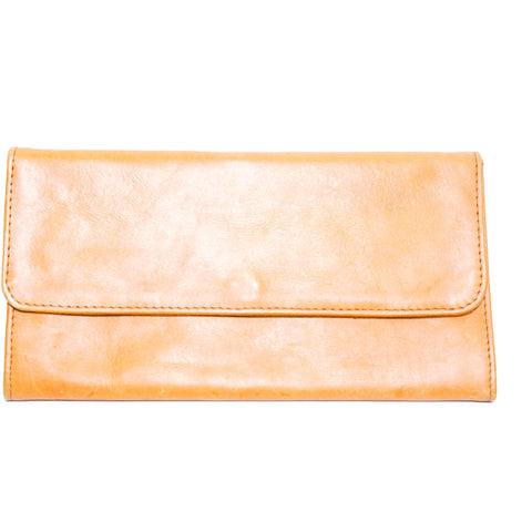 Welo Clutch Bag Rustic Brown - Albaso - Christmas Gifts - Cadeaux Noel - The best Swiss online department store!