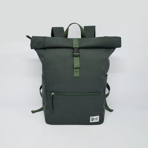 DUNUT - GREEN OLIVE BACKPACK - (stock available)
