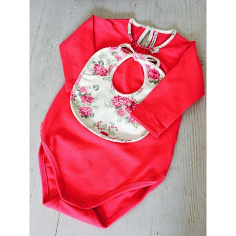 Cotton body with bib - Guapas Kindermode - Christmas Gifts - Cadeaux Noel - The best Swiss online department store!