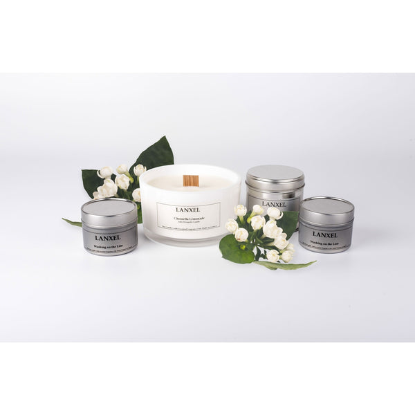 Jet d'Eau Soy Candle - LANXEL - Christmas Gifts - Cadeaux Noel - The best Swiss online department store!