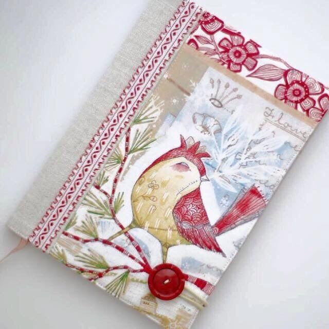 Birdy Notebook - Smitten Kitten - Christmas Gifts - Cadeaux Noel - The best Swiss online department store!