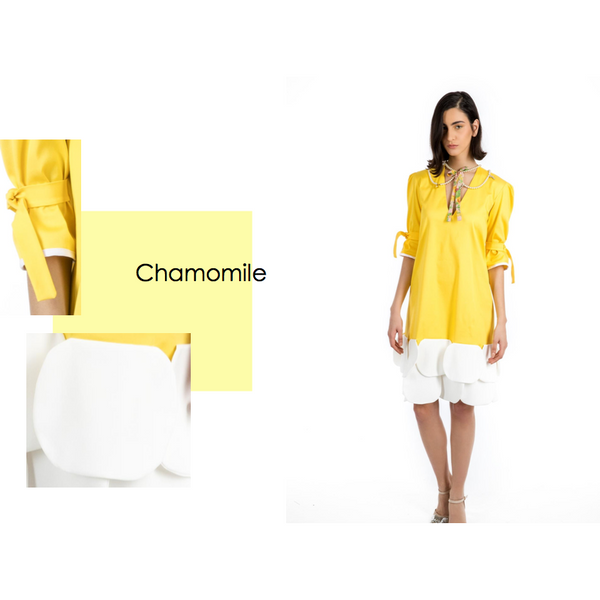 CHAMOMILE by Maison Stella Sallaku - JAANTE - Christmas Gifts - Cadeaux Noel - The best Swiss online department store!