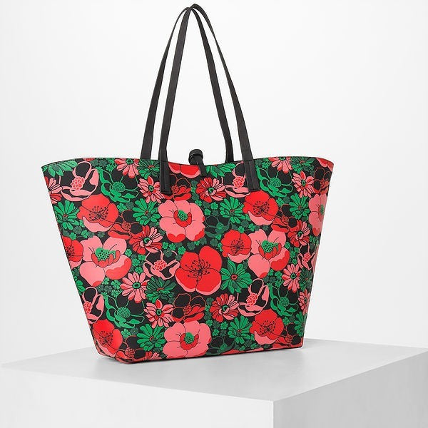 PRINT FLORAL bag by MAËL - JAANTE - Free delivery - Gifts - The best Swiss online department store!