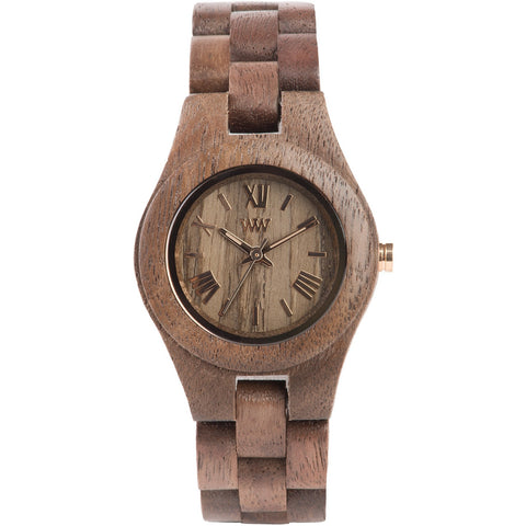 Wooden Watch WeWood - Criss Nut - WeWood Swiss - Christmas Gifts - Cadeaux Noel - The best Swiss online department store!