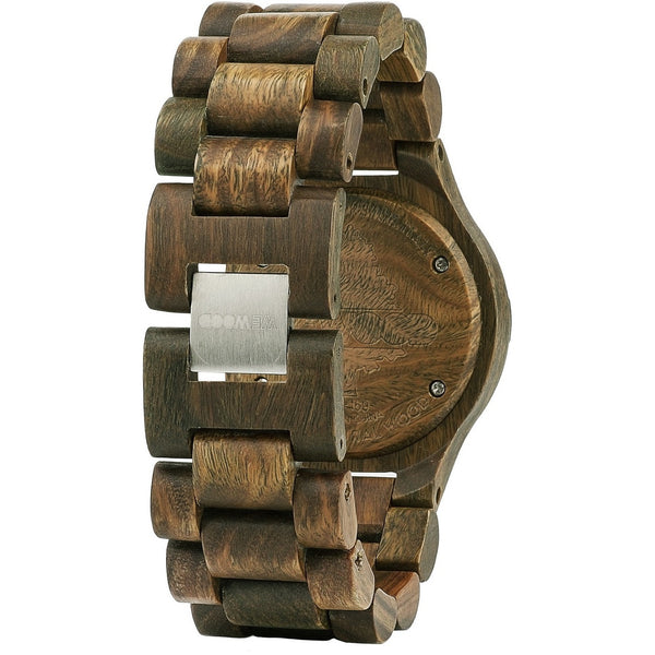 Wooden Watch WeWood - Date Army - WeWood Swiss - Christmas Gifts - Cadeaux Noel - The best Swiss online department store!